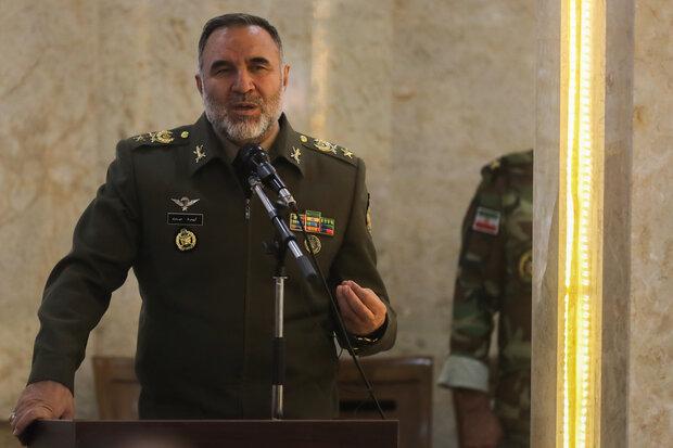 یگانهای ارتش آماده مقابله با هرنوع تهدیدی هستند