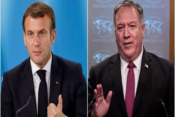 After congratulating Biden, France's Macron sees Trump envoy