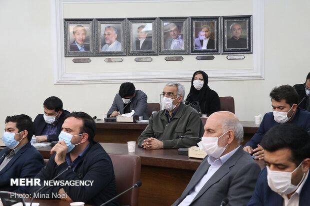 سفر سعید محمد اسلامی، فرمانده قرارگاه سازندگی خاتم الانبیا به تبریز