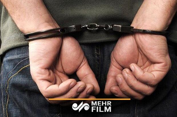 جزئیات دستگیری ۶ نفر از ۸ زورگیر آزادراه تهران شمال