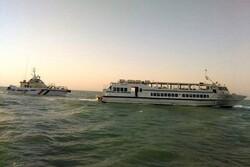 ۶۲ عملیات امداد و نجات دریایی در آبهای استان بوشهر انجام شد