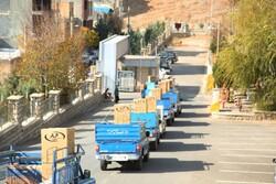 ۲۵۰ جهیزیه به نوعروسان نیازمند چهارمحالی اهدا شد/ بهره برداری از ۱۳ واحد مسکونی