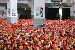 ۳۵ هزار بسته معیشتی به نیازمندان البرز اهدا میشود