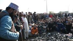 اخراج سفیر فرانسه شرط پایان تظاهرات در پاکستان