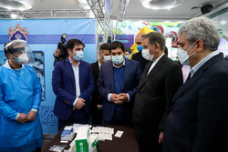 COVID-19 rapid test kit production line inaugurated in Tehran