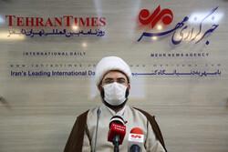 رئيس منظمة الإعلام الإسلامي يزور وكالة مهر للأنباء / صور