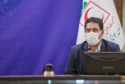 هلال احمر ایران یک میلیون دوز واکسن کرونا وارد میکند