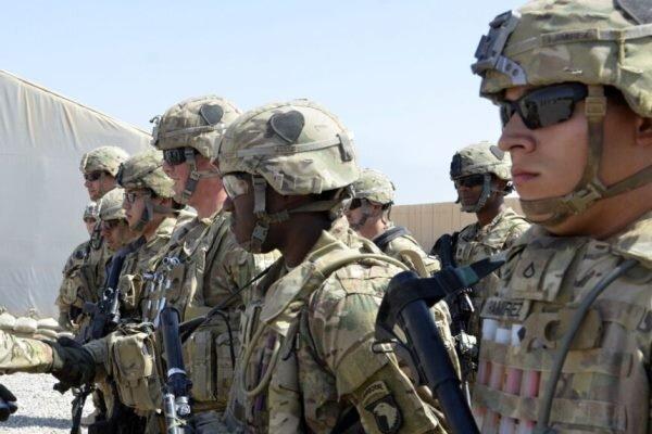 امریکی فوج میں سفید فام فوجیوں کی بالادستی اور نسل پرستی برقرار