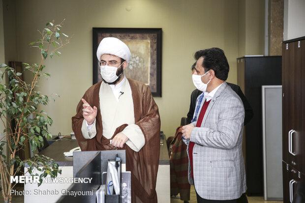 İran İslami Tebliğ Kurumu Başkanı