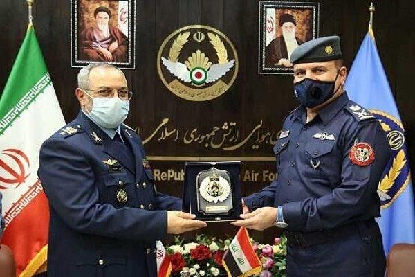 İran ve Irak Hava Kuvvetleri'nin askeri işbirliği artacak