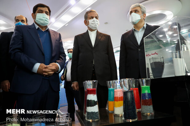 COVID-19 rapid test kit production line inaugurated