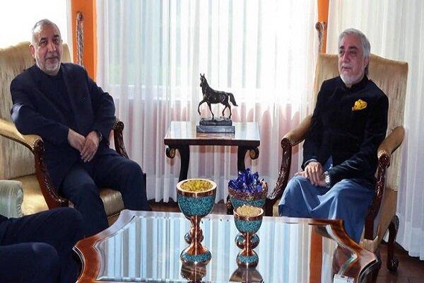 Iran, Afghanistan discuss peace talks process
