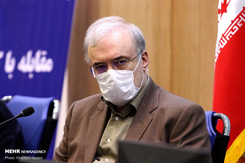کاهش ۴۰ درصدی مرگ های روزانه بیماران کرونایی در ایران