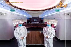 ویروس کرونا با صنعت هواپیمایی چه کرد؟