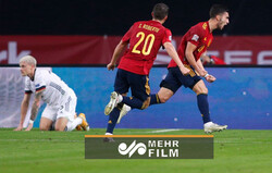 اسپانیا آلمان را شش تایی کرد
