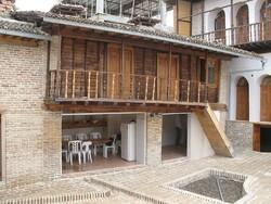 مرمت خانه مفیدیان در بافت تاریخی گرگان