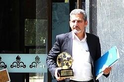 فریادشیران مدیر آکادمی فوتبال باشگاه استقلال شد