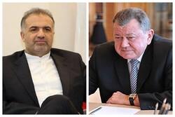 Iran, Russia hold talks on fight against terrorism