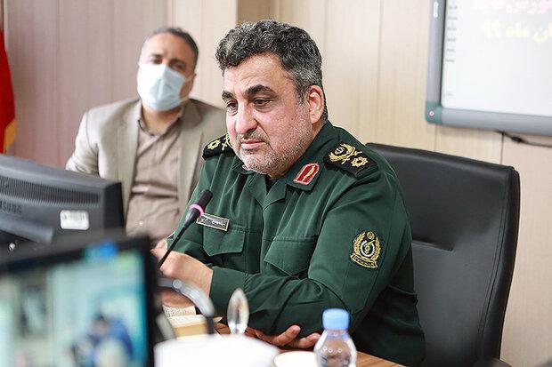 العميد فرحي نائبا لوزير الدفاع الايراني