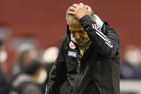 Queiroz no longer Colombia coach after poor results