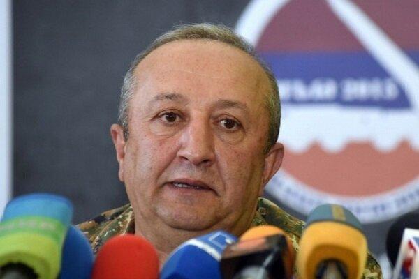 Ermenistan'da şok istifalar sürüyor
