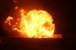 داعش مسئولیت حمله اخیر به خط لوله گاز در سوریه را برعهده گرفت