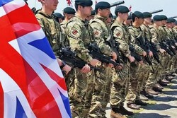 نظامیان انگلیسی