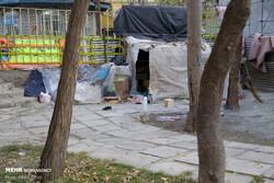 پلمب ۵۸ خانه مجردی پاتوق معتادان در بافت فرسوده منطقه ۱۳
