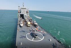 Devrim Muhafızları Donanması filosuna okyanus aşabilen gemi eklendi