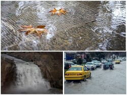 زنگ هشدار آبگرفتگی و جاری شدن سیلاب در کرمانشاه به صدا در آمد