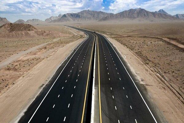 ۸ کیلومتر از آزادراه کنارگذر شرق اصفهان به بهره برداری رسید