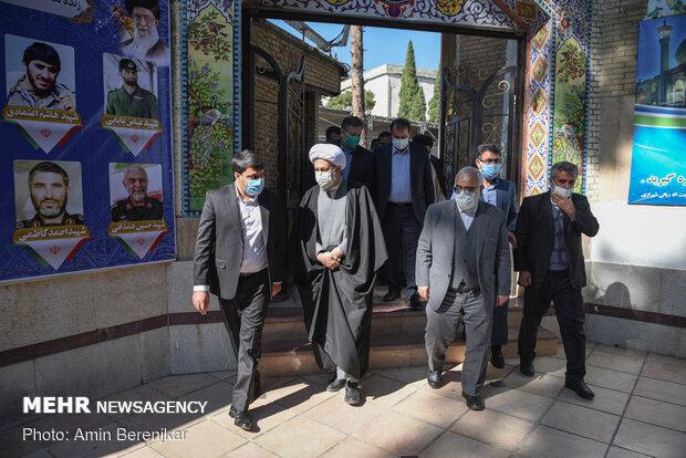رزمایش بزرگ مهرورزی کمیته امداد امام خمینی(ره) شیراز