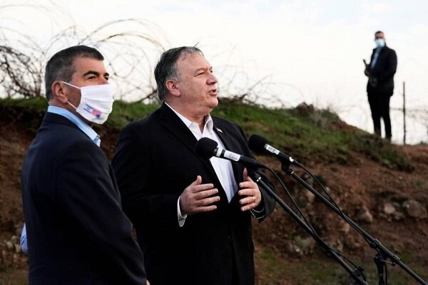 Pompeo's visit to Golan Heights violation of our sovereignty