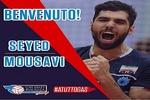 سیدمحمد موسوی به تیم ایتالیایی پیوست