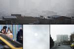 اینجا برای تنفس «هوا» کم است/ قطب صنعتی کشور در کوران دود و کرونا!