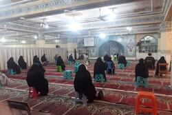 نهمین مرحله مواسات توسط قرارگاه جهادی مصلای ورامین برگزار شد