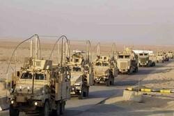 تحرکات نظامیان آمریکایی در مرز سوریه و عراق