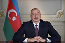 Aliyev: İran Ermenistan'a silah sevkiyatı için izin vermedi
