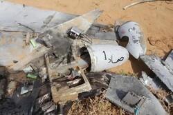 ائتلاف سعودی مدعی انهدام یک فروند پهپاد نیروهای یمنی شد