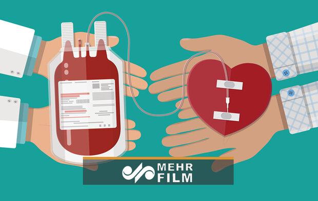 اهدای خون توسط زنان در اروپا ۵۰ درصد در ایران ۴ درصد!