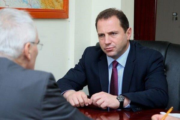 Armenian defense min. Tonoyan resigns