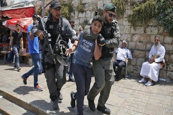 İşgal güçleri, 2020'de 400'den fazla Filistinli çocuğu tutukladı
