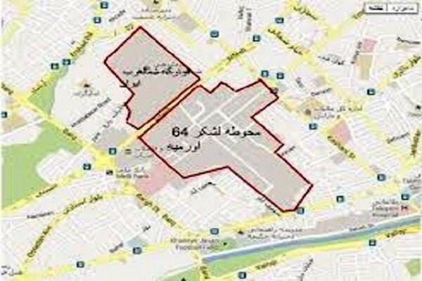 مجموعه سایت تاریخی پادگان ۶۴ ارومیه مرمت و بازسازی می شود