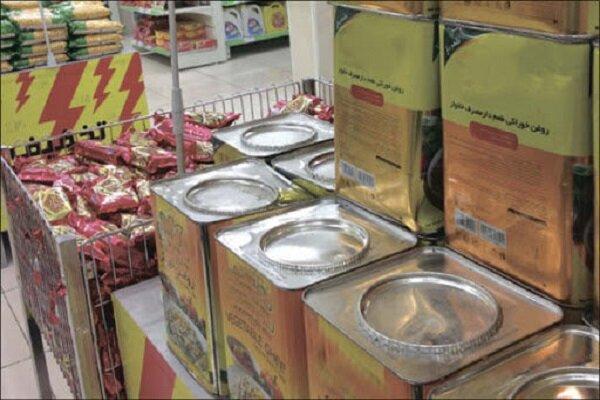 انبار احتکار روغن خوراکی در بوشهر کشف شد