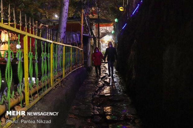 Tehran's Darband amid coronavirus