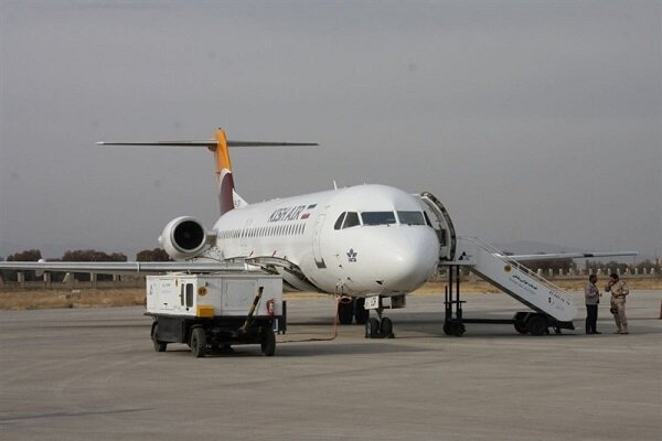 بازگشت پرواز تهران - ایلام به فرودگاه مهرآباد