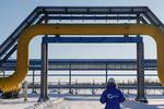 صادرات گاز روسیه به چین به رکورد جدیدی رسید