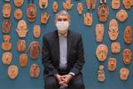 بازدید وزیر فرهنگ و ارشاد اسلامی از یازدهمین دوسالانه ملی سرامیک