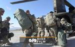 VIDEO: US military forces leaving Al-Taji