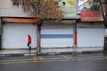 اجرای محدودیتهای کرونایی در زنجان